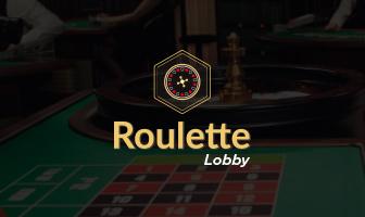 EVO - Roulette Live Lobby