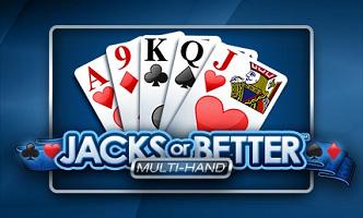 Playtech - Jacks or Better Multi-Hand