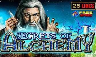 EGT - Secrets of Alchemy