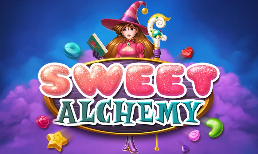 PlayNGo - Sweet Alchemy